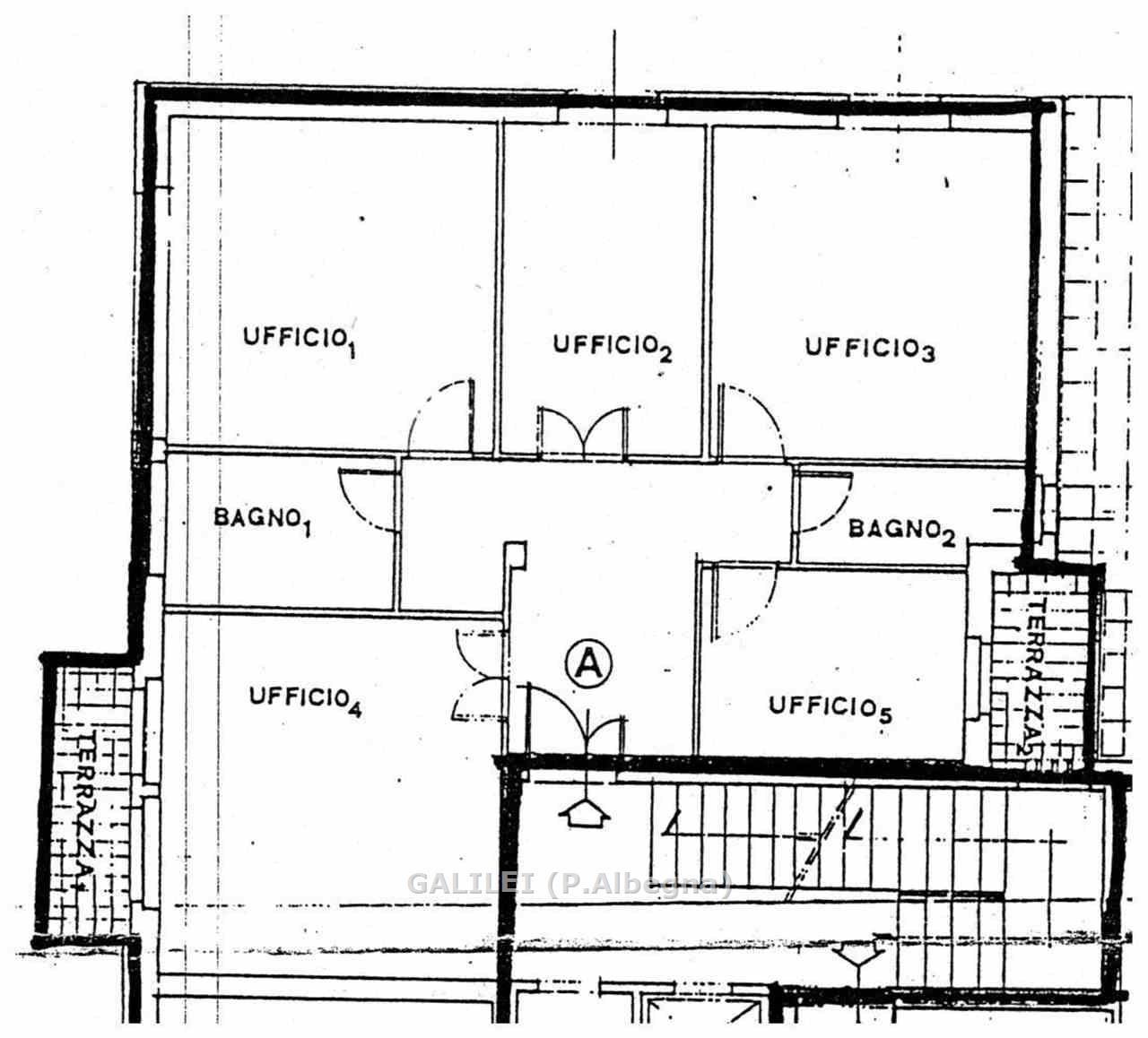 Ufficio in vendita a grosseto galilei immobiliare for Vendesi ufficio roma
